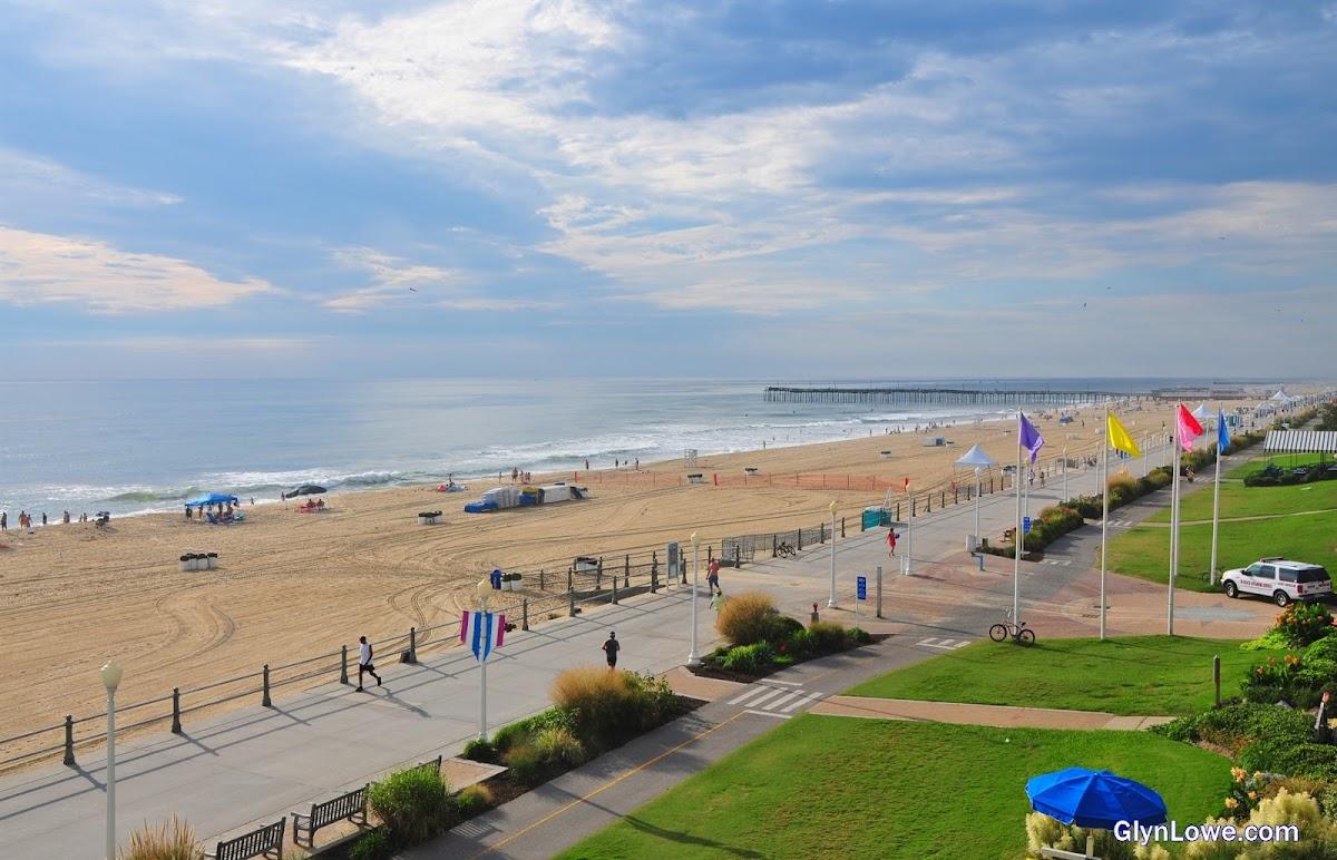 Wetter Virginia Beach
