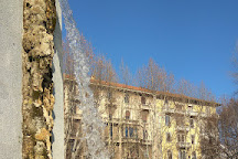 Fontana Monumento a Giuseppe Grandi, Milan, Italy