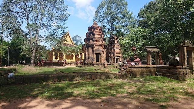 Wat Preah Enkosey Monastery