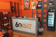 60Out Escape Rooms - S Figueroa, Los Angeles, United States
