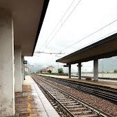 Железнодорожная станция  Mezzocorona