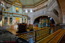 San Guillermo Church, Bacolor, Philippines