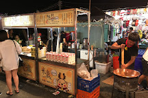 Wusheng Night Market, West Central District, Taiwan