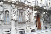 Casa degli Omenoni, Milan, Italy