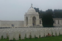 Tyne Cot Cemetery, Zonnebeke, Belgium