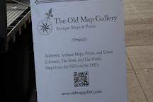 The Old Map Gallery, Denver, United States