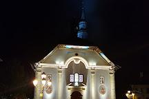 Eglise Saint Gervais Saint Protais, Saint-Gervais-les-Bains, France