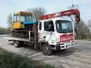 Эвакуатор - Манипулятор 8 тонн, улица Митрофана Седина на фото Краснодара