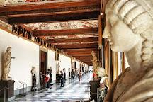 Gallerie Degli Uffizi, Florence, Italy