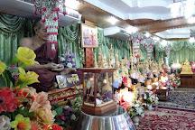 Wat Tha Ka Rong Floating Market, Ayutthaya, Thailand