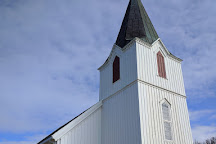 Kjerringoy Church, Bodo, Norway