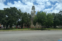 Goliad County Court House, Goliad, United States