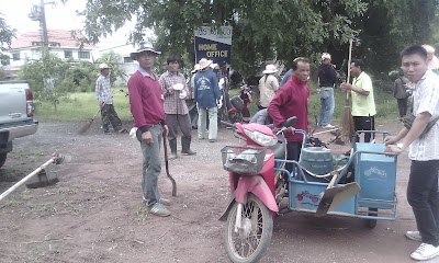 Phu Khiao District Cane Agriculturist Group Association 10