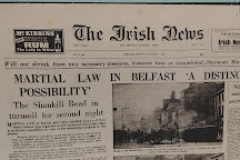 Irish Republican History Museum, Belfast, United Kingdom