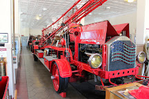 Los Angeles Fire Department Museum, Los Angeles, United States