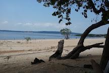 Praia do Tupe, Manaus, Brazil