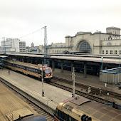Железнодорожная станция  Dnipro Holovnyi