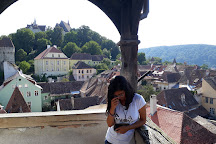Clock Tower, Sighisoara, Romania