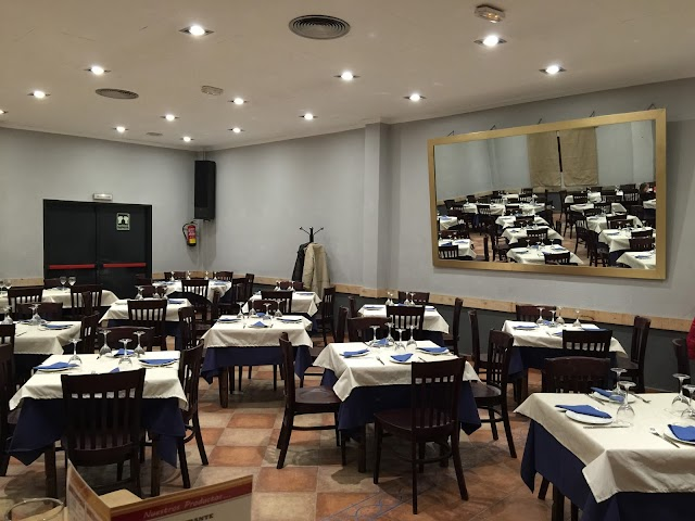 Restaurante El Cortijo de Acadi