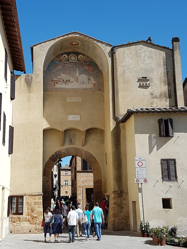 Porta al Murello chiamata anche Porta al Prato