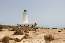 La Mola Lighthouse, Formentera, Spain