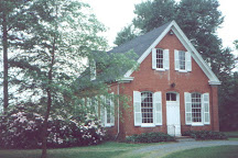 The Third Haven Friends Meeting House, Easton, United States