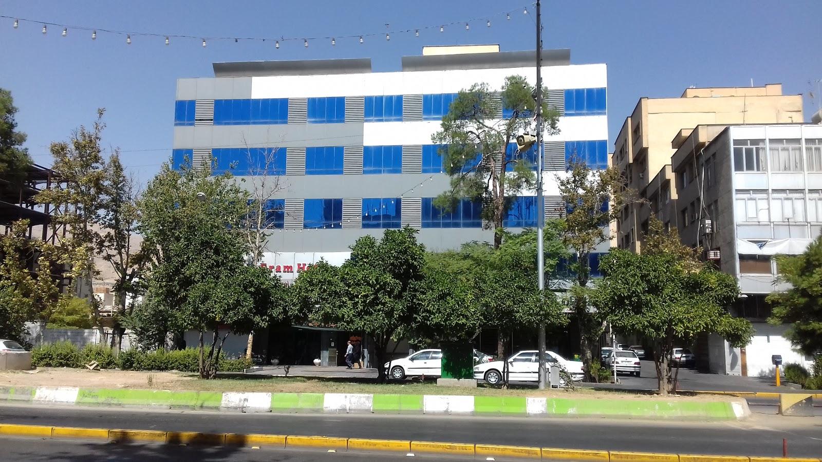 Eram Hotel _shiraz _iran