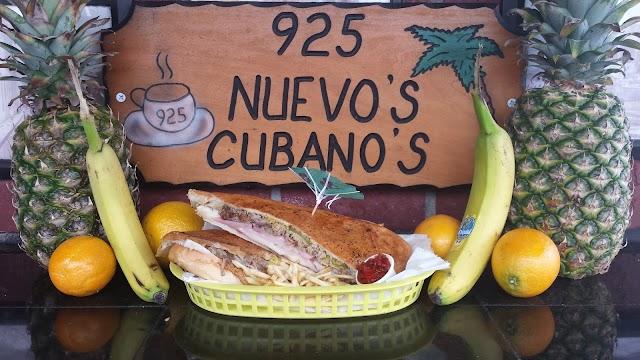 925 Nuevo's Cubano's