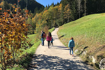 Wimbachklamm, Berchtesgaden, Germany