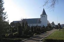 Aal Kirke, Oksboel, Denmark