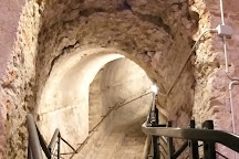 Roman cisterns, Fermo, Italy