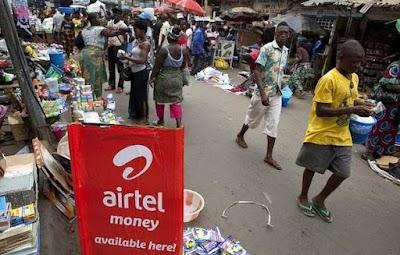 Airtel Money Fast Link Services