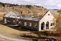Leitch Collieries Provincial Historic Site, Crowsnest Pass, Canada