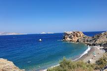 Vardia Beach, Karavostasis, Greece