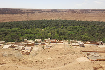 The mausoleum of Moulay Ali Sharif, Rissani, Morocco