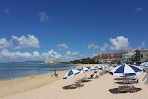Fuchaku Beach, Onna-son, Japan