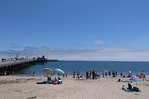 Cowell's Beach, Santa Cruz, United States