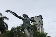 Rajah Sulayman Park, Manila, Philippines