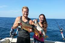 Reelin Leland Fishing Charters, Leland, United States