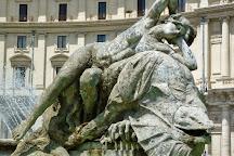 Fontana delle Naiadi, Rome, Italy