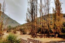 Santuario de la Naturaleza el Arrayan, Santiago, Chile