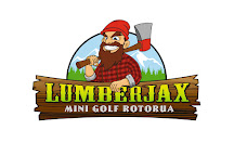Lumberjax Mini Golf, Rotorua, New Zealand