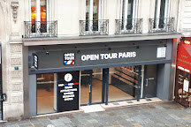 Open Tour Paris, Paris, France