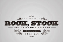 Rock, Stock And Two Smoking Buds, Byblos, Lebanon