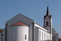 Kirche St. Karl Borromaus, Oberriet, Switzerland