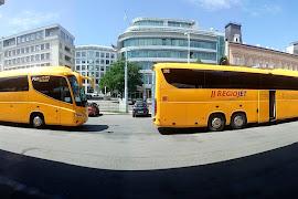 Автобусная станция   Brno