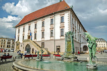 Olomouc Town Hall, Olomouc, Czech Republic