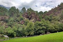 Il Parco delle Marmitte dei Giganti, Chiavenna, Italy