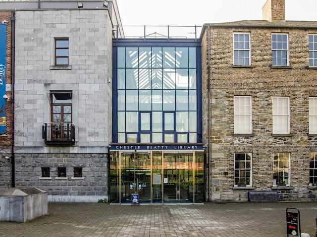 Bibliothèque Chester Beatty