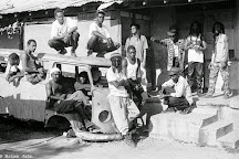 Trench Town Culture Yard, Kingston, Jamaica
